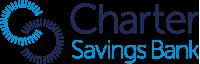 Logo for Charter Savings Bank